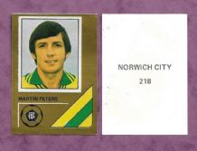 Norwich City Martin Peters England 218